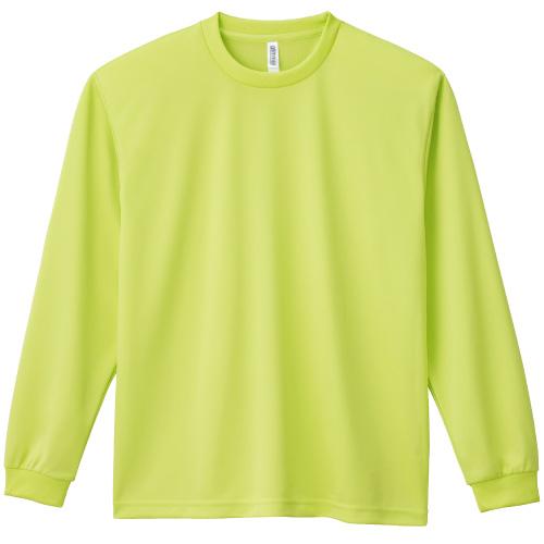 00304-ALT ドライロングスリーブTシャツ 4.4oz