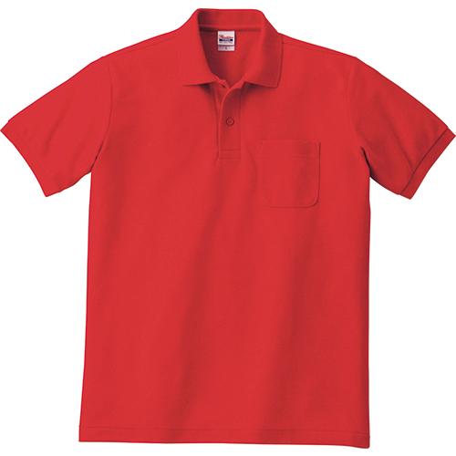 00100-VP T/Cポロシャツ 5.8oz