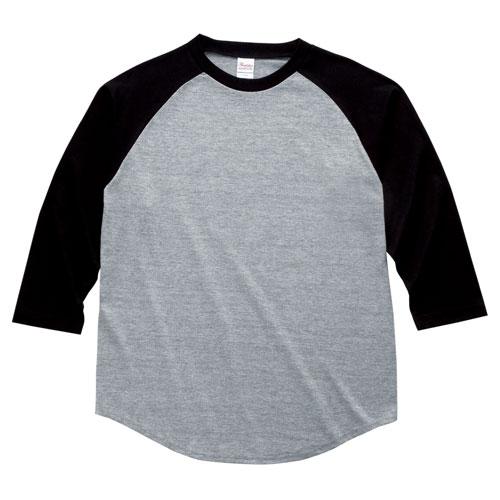 00138-RBB ラグランベースボールTシャツ 5.6oz