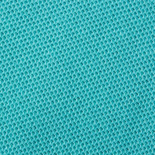 鹿の子編み生地を使用<br /> 吸水速乾UVカット機能に優れています