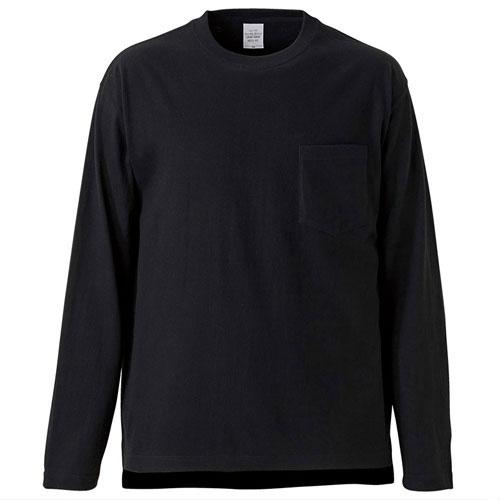 5012 ルーズフィット ロングスリーブTシャツ 5.6oz(ポケット付)