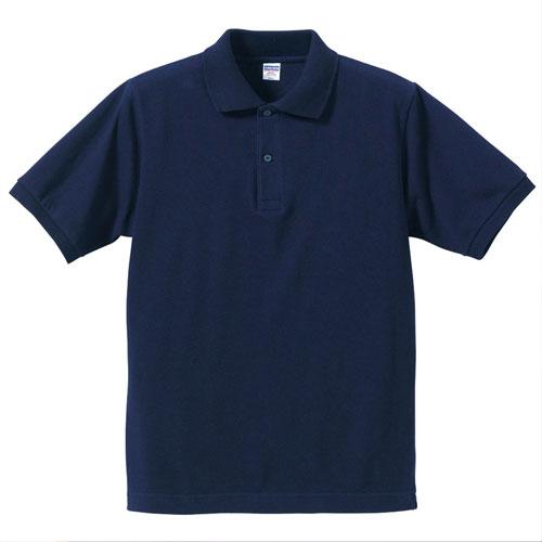 5542 ヘヴィーウェイトコットンポロシャツ 7.6oz