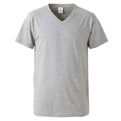 5746 ファインジャージーVネックTシャツ 4.7oz