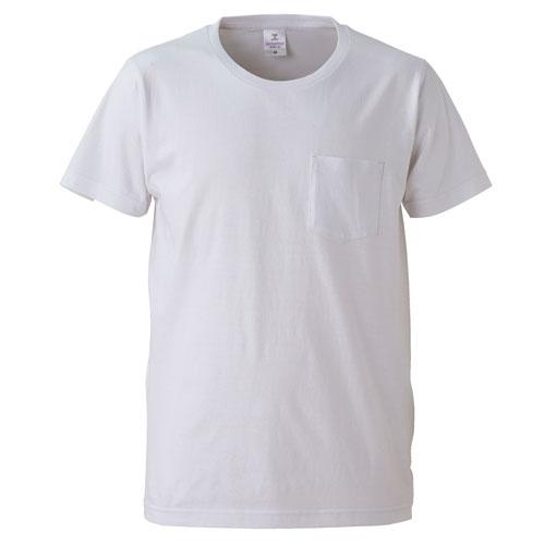 5747 ファインジャージーTシャツ 4.7oz(ポケット付)