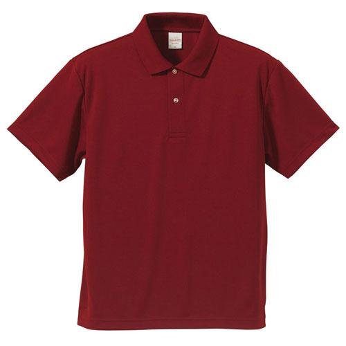 5910 ドライアスレチックポロシャツ 4.1oz