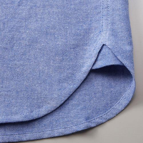 ほつれを防ぐ裾ガゼット