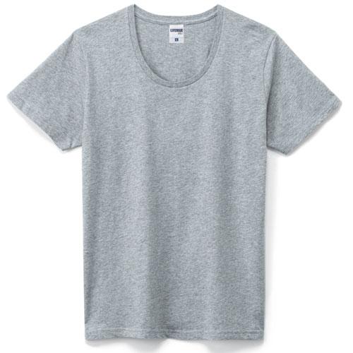 UネックTシャツ