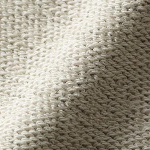吊り編み機調のゆるめの表面