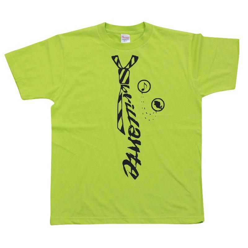 アカペラサークルのチームTシャツ