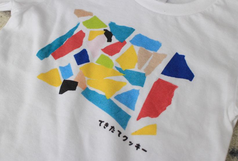 はり絵Tシャツ