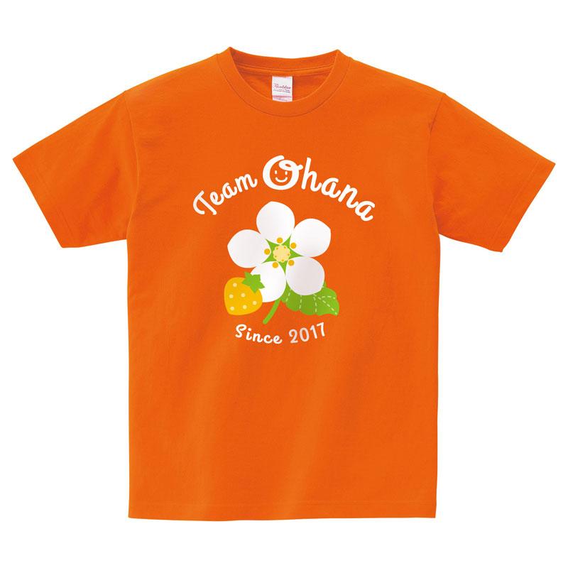 企業サークルのTシャツ